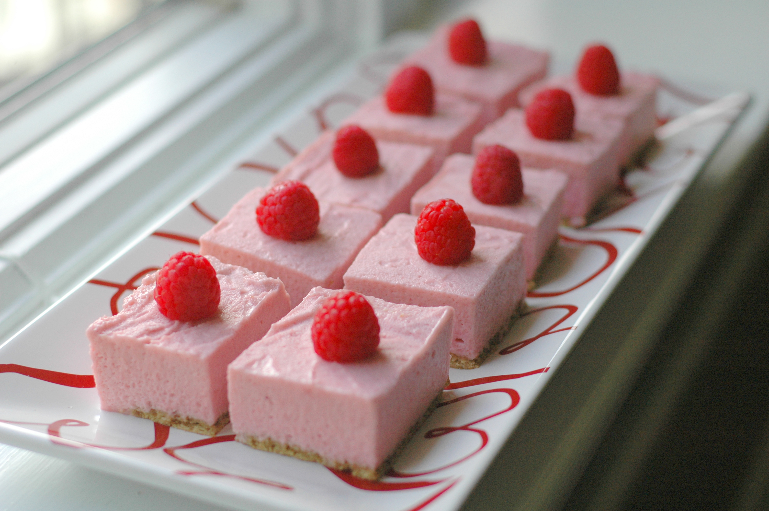 Raspberry Mousse Pie Recipe — Dishmaps